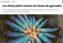 Pantallazo del artículo
